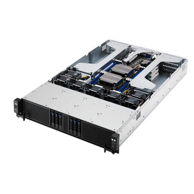 ASUS ESC4000 G3S Server barebone - Metallic