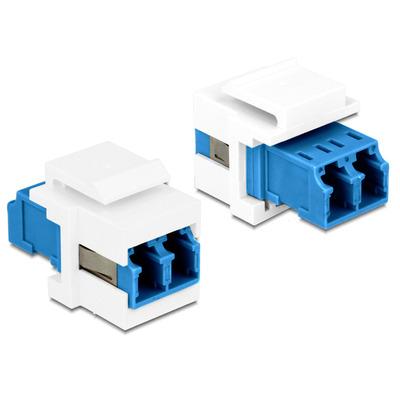 DeLOCK 86357 - Blauw, Wit