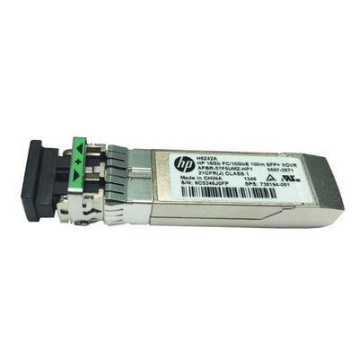 Hewlett Packard Enterprise B-series 32Gb SFP+ SW Netwerk tranceiver module - Zwart, Metallic