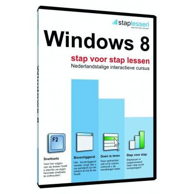 Shareart educatieve software: Staplessen, Windows 8 NL