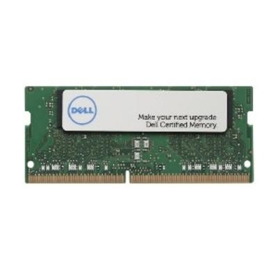 Dell RAM-geheugen: 4 GB DDR4 SODIMM 2133MHz - Groen