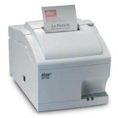 Star Micronics SP712MC Pos bonprinter - Wit