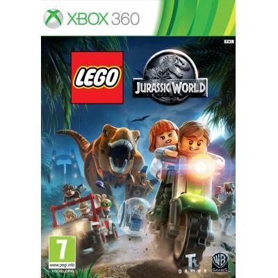 Warner bros game: LEGO: Jurassic World  Xbox 360
