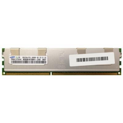 Samsung RAM-geheugen: 8GB DDR3, 1333 MHz, CL9, ECC, 1.5V (Refurbished LG)