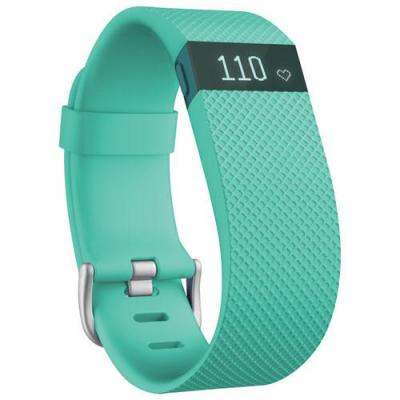 Fitbit wearable: Charge HR - Groen