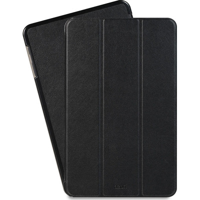 Azuri Ultra thin bookstyle case - zwart - voor Galaxy Tab A E-book reader case