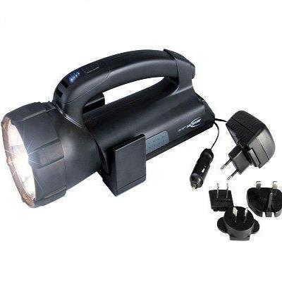 Ansmann zaklantaarn: ASN 15HD plus - Zwart