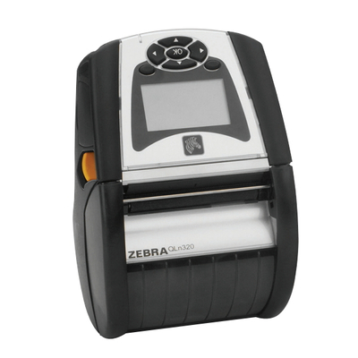 Zebra pos bonprinter: QLn320 - Zwart