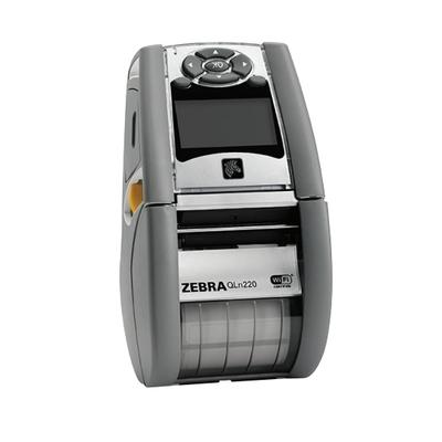 Zebra QLn220 Pos bonprinter - Grijs