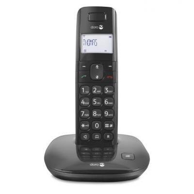 Doro dect telefoon: Comfort 1010 - Zwart