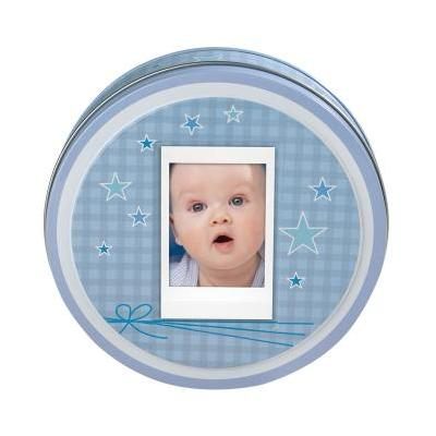Fujifilm album: Instax Mini-Photo-Baby-Set - Blauw