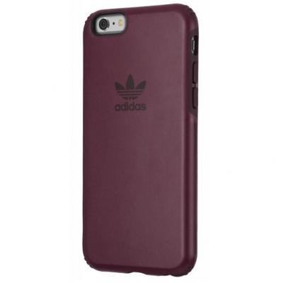 Adidas mobile phone case: Cover Rugged, Paars, voor Apple iPhone 6/6S