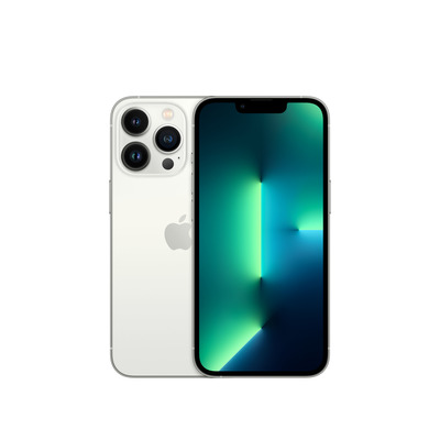 Apple iPhone 13 Pro 128GB Silver Smartphone - Zilver