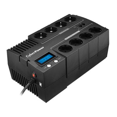 CyberPower Line-interactive, 1200VA, 420W, 8 x Schuko / FR Out700 UPS - Zwart