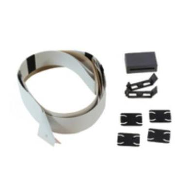 Hp printing equipment spare part: Carriage Assembly Trailing Cable Kit - Zwart, Wit