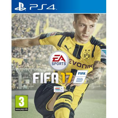 Electronic arts game: FIFA 17  PS4