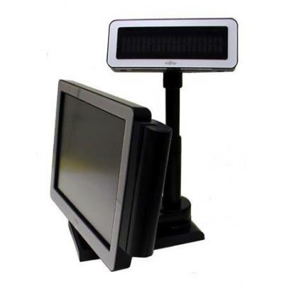 Fujitsu paal display: VF60 - Zwart