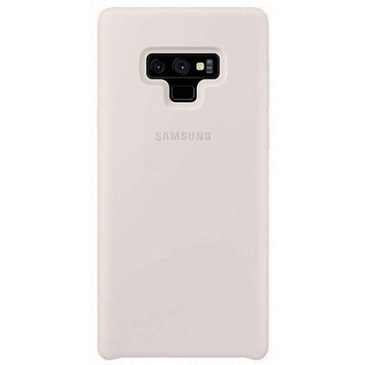 Samsung Silicone Cover mobile phone case - Wit