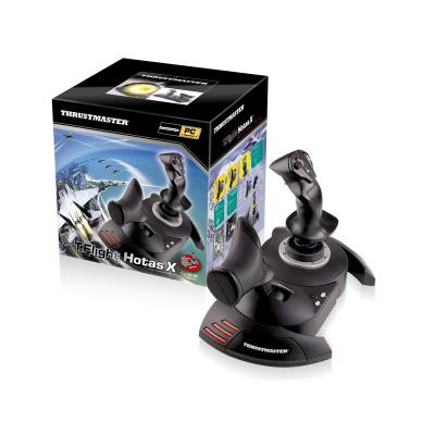 Thrustmaster game controller: T.Flight Hotas X - Zwart