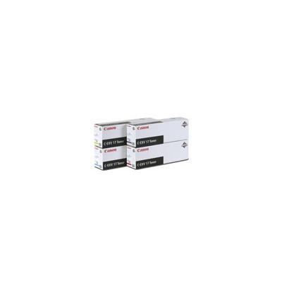 Canon IRC4080I C-EXV17N Toner Blk 26000 Software suite