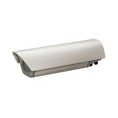 Videotec behuizing: HEK housing 300mm w/sunshield & heater IN 120/230Vac
