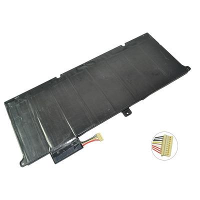 2-power notebook reserve-onderdeel: 7.4v Laptop Battery - replaces AA-PBXN8AR