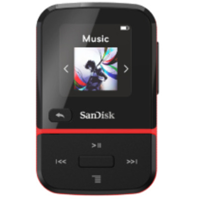 Sandisk SDMX30-032G-G46R MP3/MP4-spelers