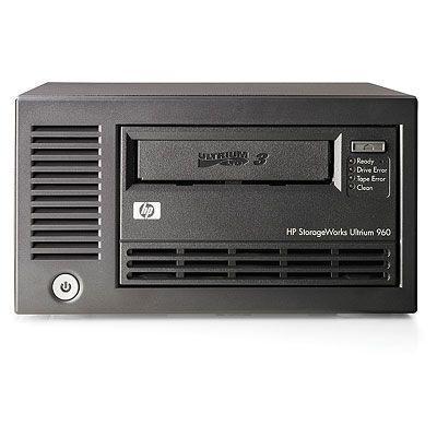 Hewlett packard enterprise tape drive: StorageWorks 960 - Zwart