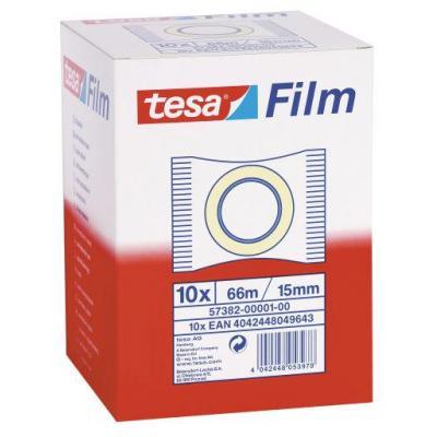 Tesa plakband: 57382 - Transparant