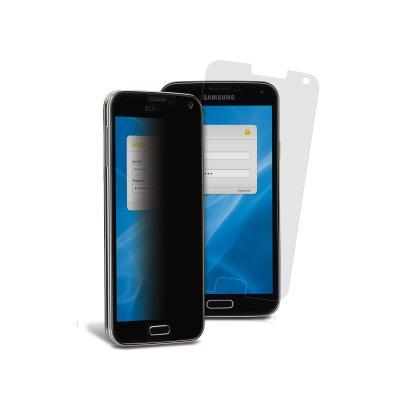 3m screen protector: Privacyscreenprotector voor Samsung Galaxy S 5 staand