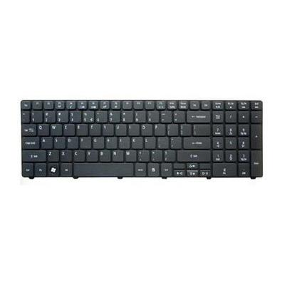 HP Keyboard (Hungary), Black notebook reserve-onderdeel - Zwart