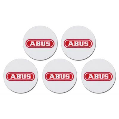 Abus fotosticker: Proximity chip sticker, 5pcs. Set Terxon SX
