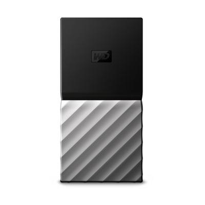 Western digital : My Passport - Zwart, Zilver