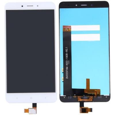 MicroSpareparts Mobile LCD Screen, White