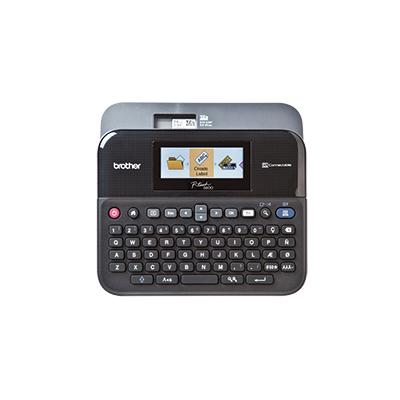 Brother Professionele PC labelprinter - PT-D600VP Laserprinter