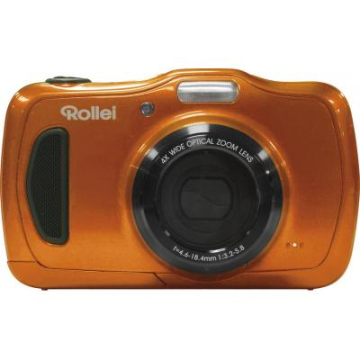 Rollei digitale camera: Sportsline 100 - Oranje