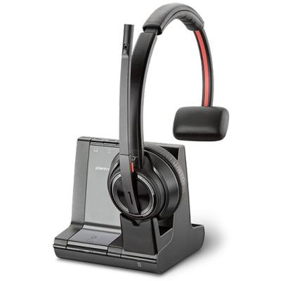 POLY Savi W8210-M, MSFT Headset - Zwart