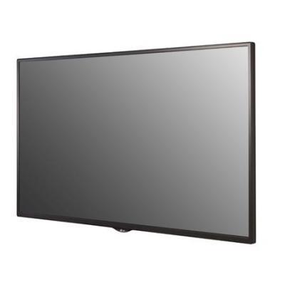 "Lg public display: 109.22 cm (43 "") IPS, 1920 x 1080, 350cd/m2, 16:9, CR 1100:1, 12ms, HDMI, DVI-D, VGA, 2 x USB, ....."