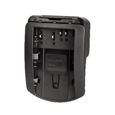 Hama Adapter Plate f/ Canon BP-511 Oplader - Zwart