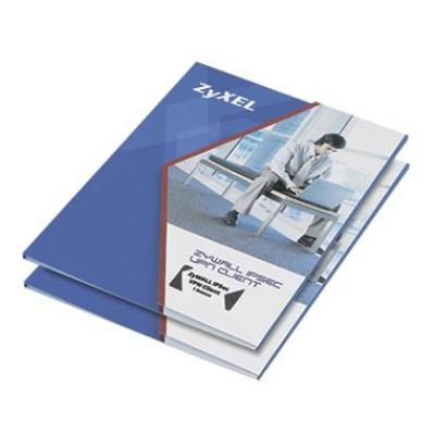 Zyxel LIC-BAV-ZZ0008F Software