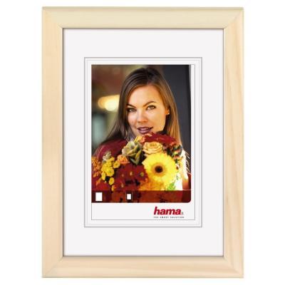 Hama Bella Fotolijst - Transparant, Wit