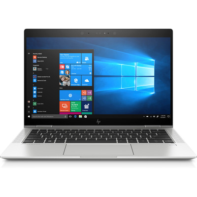 Hp laptop: EliteBook x360 1030 G3 + Thunderbolt Dock G2 - Zilver