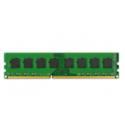 Kingston Technology ValueRAM 2GB DDR3-1600 RAM-geheugen - Groen