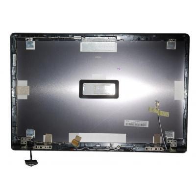 Asus notebook reserve-onderdeel: Cover LCD Sub Assemlby, N550JV, N550LF - Zwart
