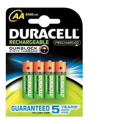 Duracell batterij: BATT AA PRECHAR BL4