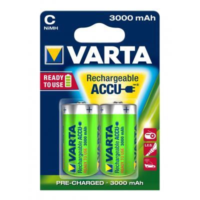 Varta batterij: -56714B - Groen