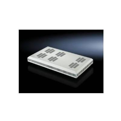 Rittal rack toebehoren: Fan mounting plates for TS IT, TE - Grijs