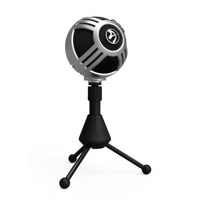 Arozzi microfoon: Arozzi, Sfera Pro Microphone - Zilver