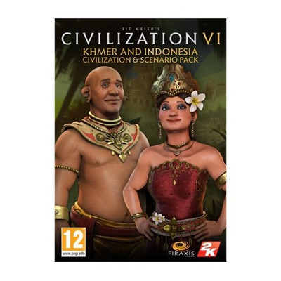 2k : Sid Meier's Civilization VI Khmer and Indonesia Civilization & Scenario Pack