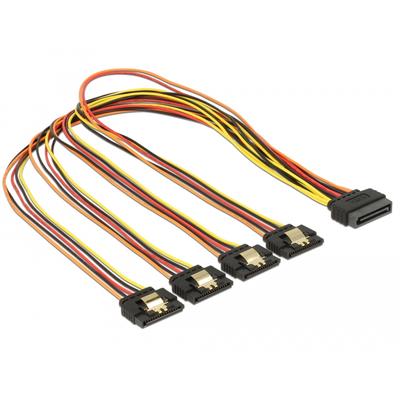 DeLOCK 60158 ATA kabel - Multi kleuren